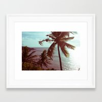 sunshine Framed Art Prints featuring sunshine by Farkas B. Szabina