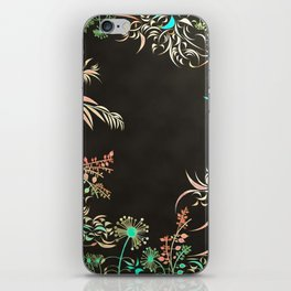 Fading Forest iPhone Skin