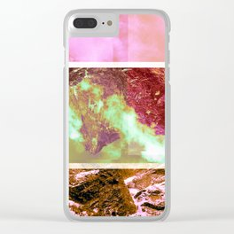 whos to say Clear iPhone Case