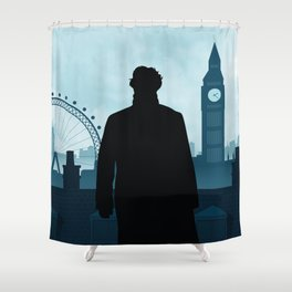Jumper Shower Curtain