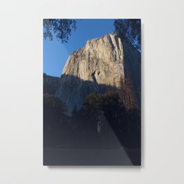Oh Capitan, My Captian (el capitan) Metal Print