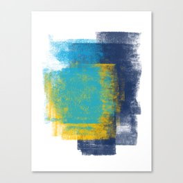 Just Colour 1 Canvas Print