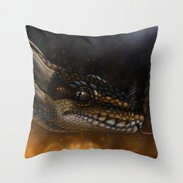 Emperor Throw Pillow