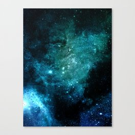β Canum Venaticorum Canvas Print