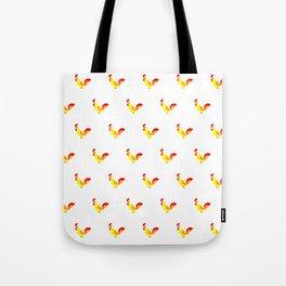 Roosters Tote Bag