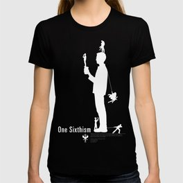 One Sixth Ism (White Statue) T-shirt