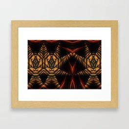 Clairvoyant Framed Art Print