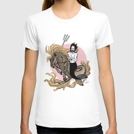 John Wick and the Kelpie T-shirt