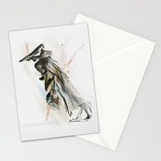 Drift Contemporary Dance Two Stationery Cards