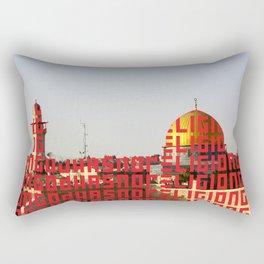 G.H.N.R. Rectangular Pillow