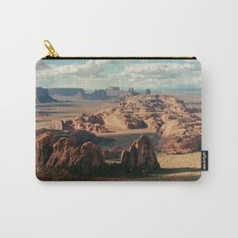Monument Valley Overview Carry-All Pouch