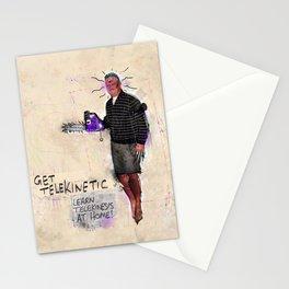 Telekinetic Psychonaut Stationery Cards