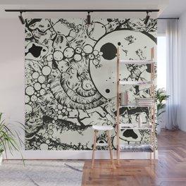 Amoeba Wall Mural