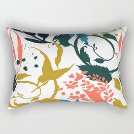 Modern abstract nature B1 Rectangular Pillow
