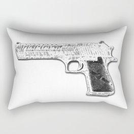 Glow Stick Rectangular Pillow