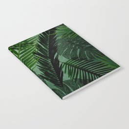 Green Foliage Notebook