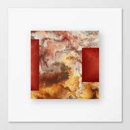 Lucent Forms: Tagi Canvas Print