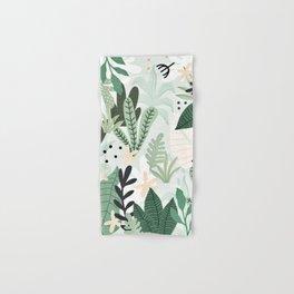 Into the jungle II Hand & Bath Towel
