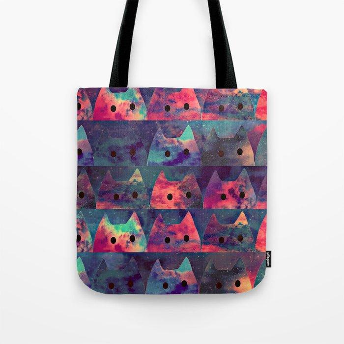 cats-130 Tote Bag