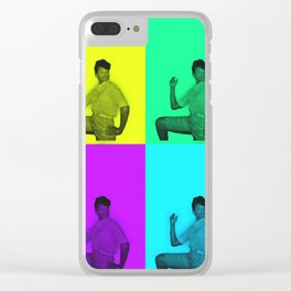 Cool Mom Clear iPhone Case