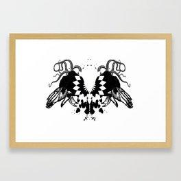 BP Spill #4 Framed Art Print