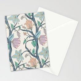 botanical pastel Stationery Cards