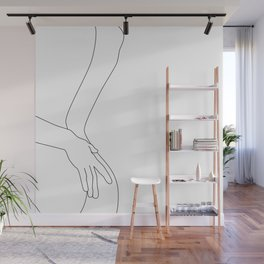 Intimacy Wall Mural