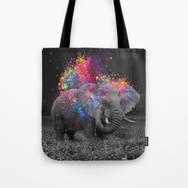 true colors II Tote Bag
