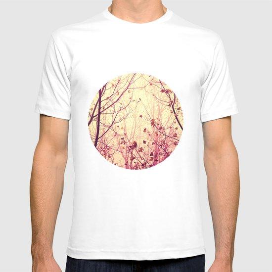 trees - my secret garden T-shirt