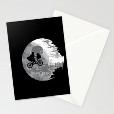 Yoda Phone Home Stationery Cards