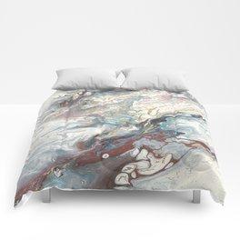 Kintsugi, a reworking of 33 Comforters