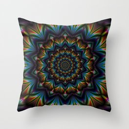 Points Out Throw Pillow