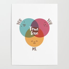 you+you+me Poster