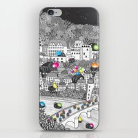 germany iPhone & iPod Skins featuring Locals Only - Heidelberg, Germany by Heiko Windisch