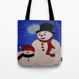 Hapy Holidays Tote Bag