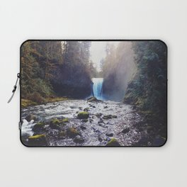 Oregon Waterfall Laptop Sleeve