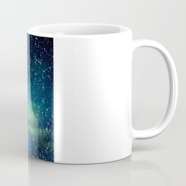 Aurora Borealis Northern Lights Coffee Mug