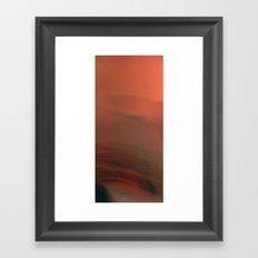 Sandstorm Framed Art Print