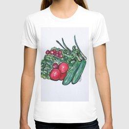 Freshly Uncut Salad T-shirt