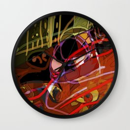 Camborio 2 Wall Clock