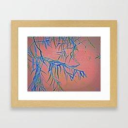 Shinto Framed Art Print