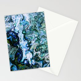 Abstract Composition 442 Stationery Cards