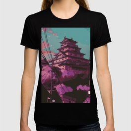 Hasetsu Castle T-shirt