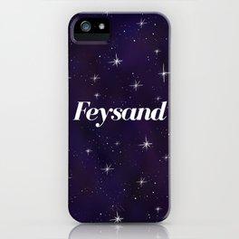 Feysand design iPhone Case