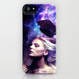 Paint Your Future iPhone Case