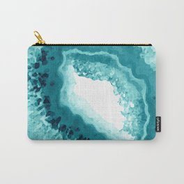 Agate Watercolor 1 Carry-All Pouch