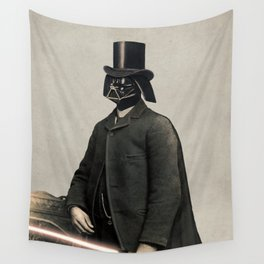 Lord Vadersworth Wall Tapestry
