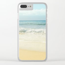 The Voices of the Sea Clear iPhone Case