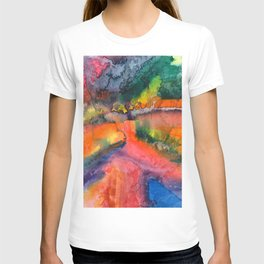 the long road home T-shirt