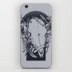 Mind the night iPhone & iPod Skin